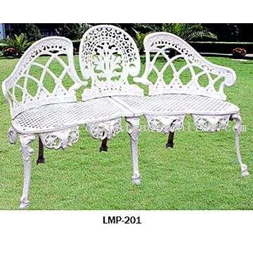 Royal Bench & Settee