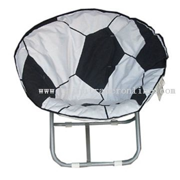 Folding Round Chair