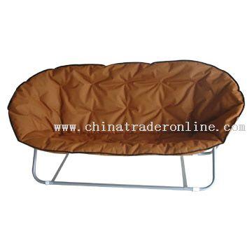 Folding Round Chair
