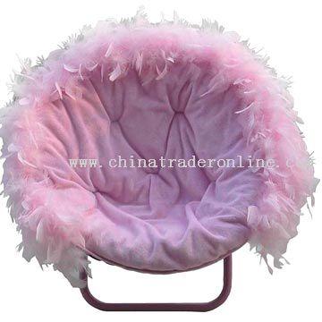 Kids Round Chair