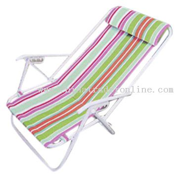 Reclining Beach Chair From China