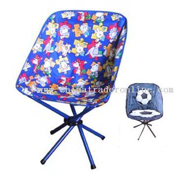Round Deck Chairs