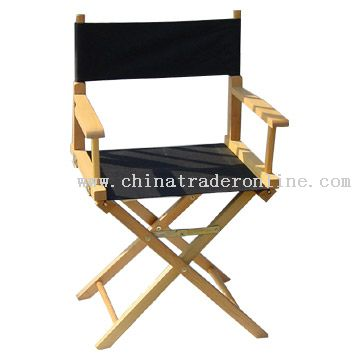 Wooden Directors Chair from China