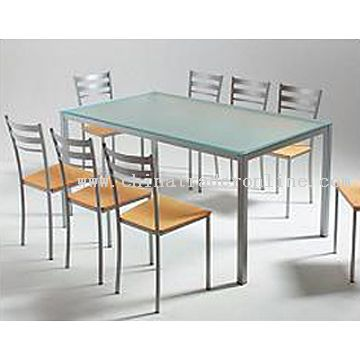 Dining Table And Chair Set From China