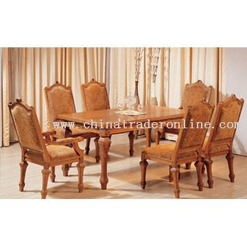 Dining Table And Chairs From China