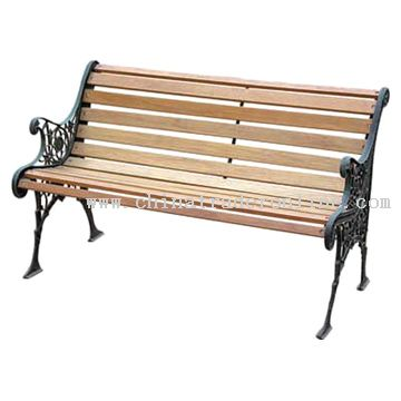 Nice Park Bench Model No.:CTO8476 Description: Specifications: 1) Materials:  Cast Iron Legs And Wood 2) Product Size: 125 X 50 X 72cm Outer Packing:  Carton ...