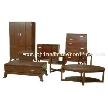 Ash 6-Drawer Cabinet