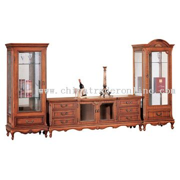 Combined Wine Cabinet from China