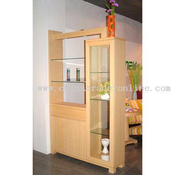 Living Room Furniture, Partion Shelf