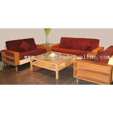 Living Room Furniture Set, Sofa, Reception Table