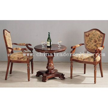 Tea Table Set from China