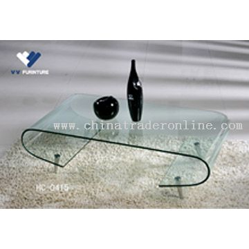 Modern Glass Coffee Table from China