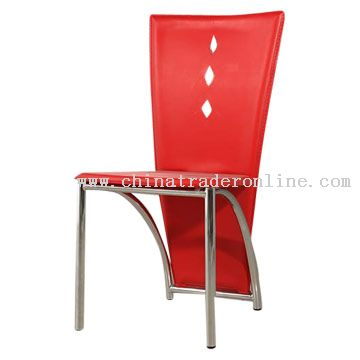 Modern Metal Dining Chair