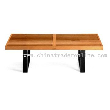 Platform Bench from China