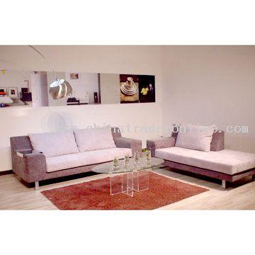 Three-Seat Sofa Set