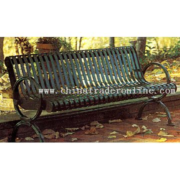 Bench from China