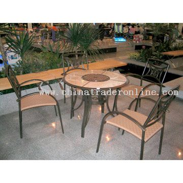 Chair & Table Set from China