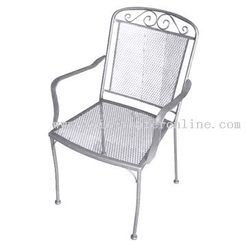 Steel Mesh Chair