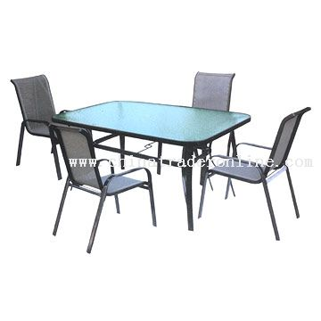 Table and Chairs from China