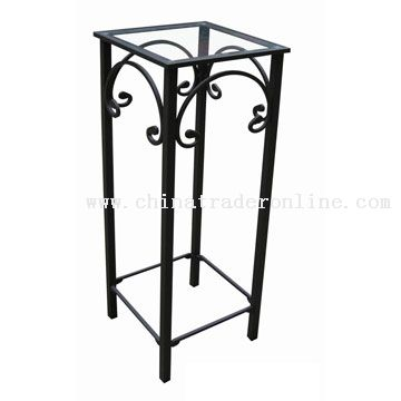 Wrought Iron High Tray from China