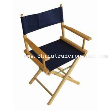 Rubber Wood Director Chair