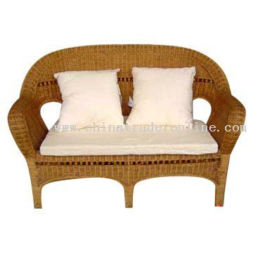 4 Rattan Furniture Set