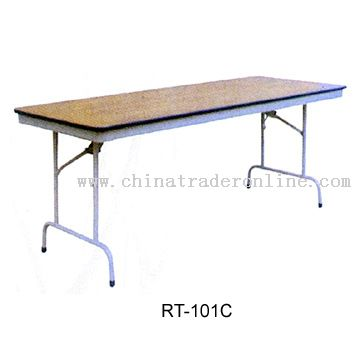 American Style Folding Table from China