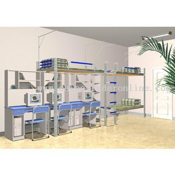 Dormitory Furniture Set