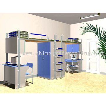 Dormitory Furniture Set