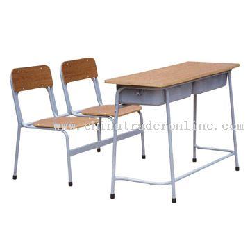 Double Desk Chair