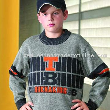Boys Pullover from China