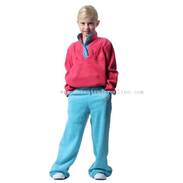 Childrens Pullover & Pants