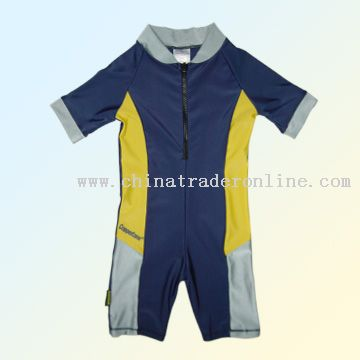 KIDS UV Protection Sunsuit