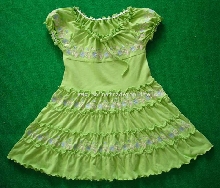 Cotton Kids Dresses and Clothes for Children