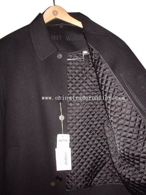 Hand-Made Woollen Jacket