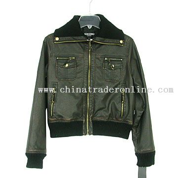 PVC Jacket from China
