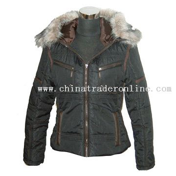 Womans Coat from China