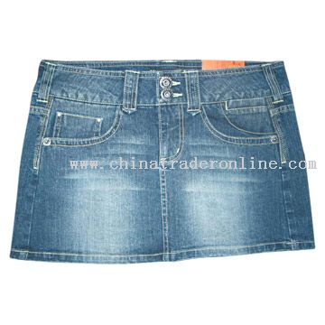 Skirt Fashion on Wholesale Jean Skirt Buy Discount Jean Skirt Made In China Cto22997