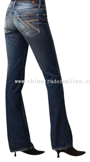 Ladies Jeans from China