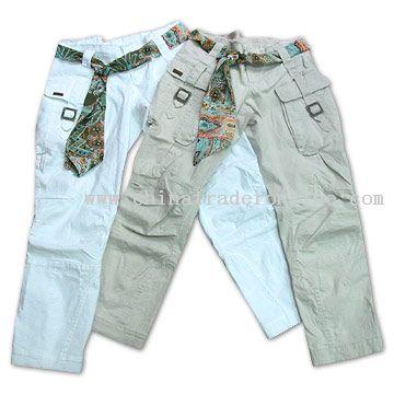 Casual & Fashion Pants