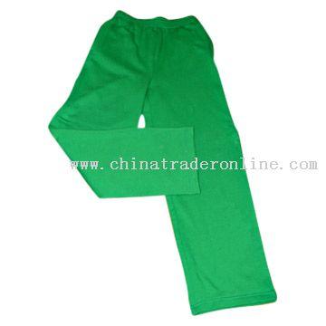 Fleece Long Pants