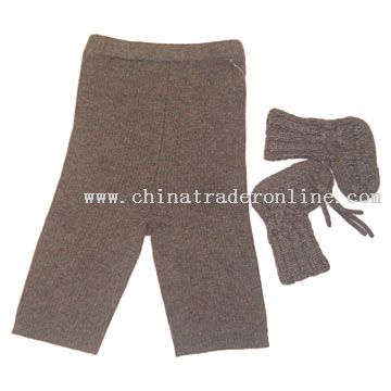 Knitted Pants from China
