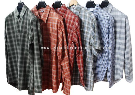 Long Sleeve Casual Shirt from China
