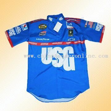 Sublimation Printed Racer Top