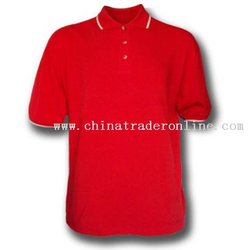 Stripes Golf Shirts from China