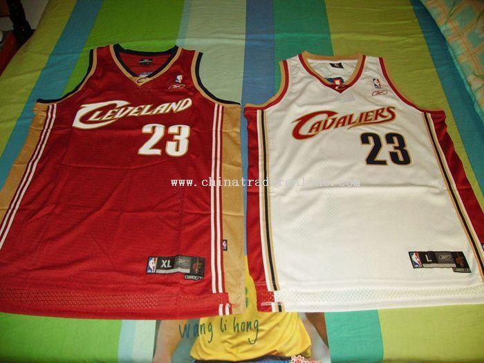 NBA Championship Jersey