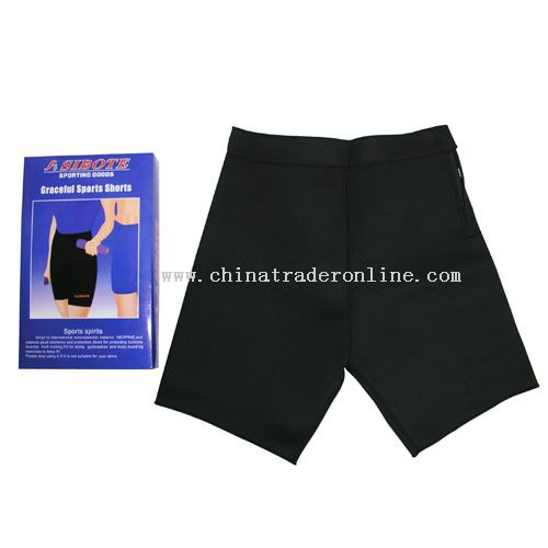 Neoprene Short Pants