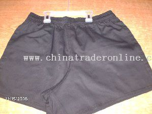 Rugby Kiwi Shorts from China