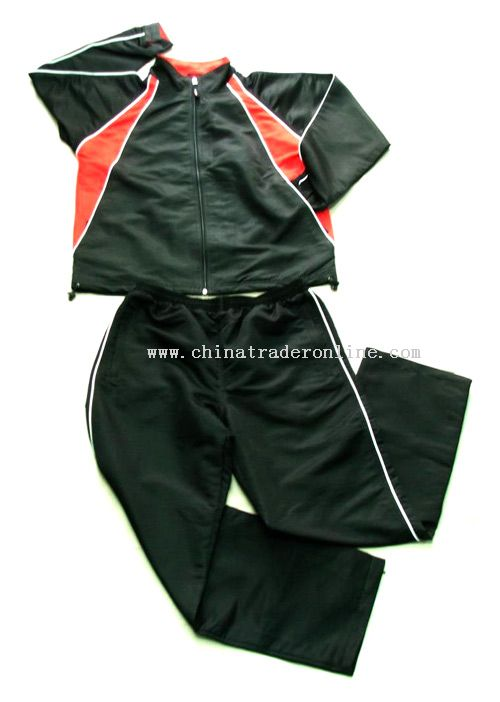 Adult Micro Twill Track Suits