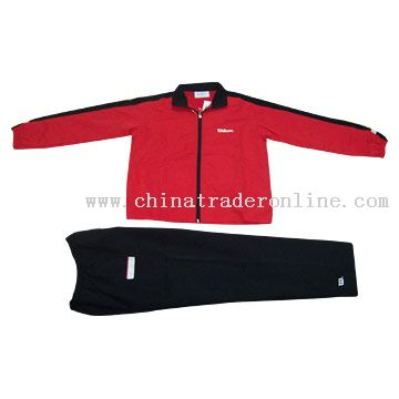 Ladies Jogging Suit from China